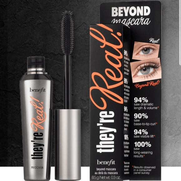 0f58184a5f5 Benefit Makeup | Cosmetics Theyre Real Mascara Black | Poshmark